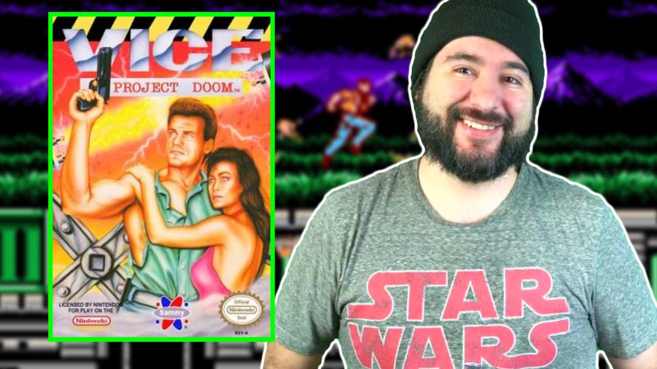 Download Vice: Project Doom (NES) - 8-Bit Eric Live