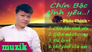 Chín Bậc Tình Yêu Album Cover - Hứa Phúc Chinh