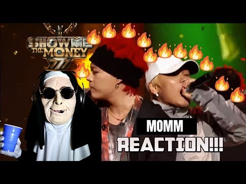 Show Me The Money777 [9회] 키드밀리 - ′MOMM′ (Feat. JUSTHIS) @ 세미 파이널 | REACTION!