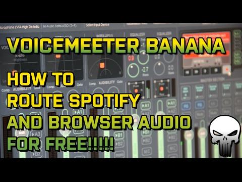 spotify browser no sound