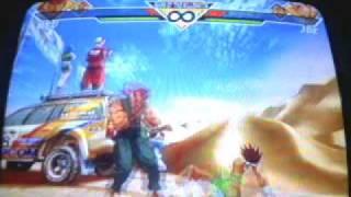 Street Fighter IV VS FATAL FURY 2