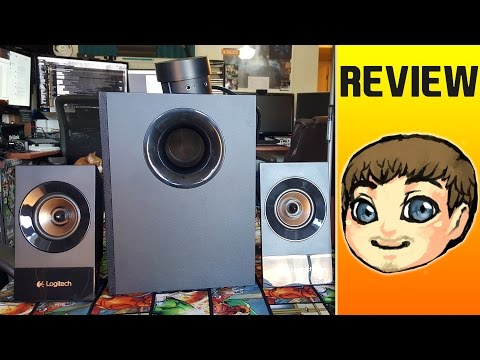 GREAT, But With Problems // Logitech Z533 Multimedia Speaker