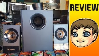 GREAT, But With Problems // Logitech Z533 Multimedia Speaker System Review
