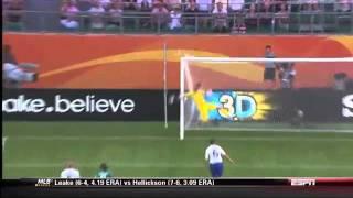 Golazo de Monica Ocampo vs Inglaterra en La Copa Mundial femenil #chido