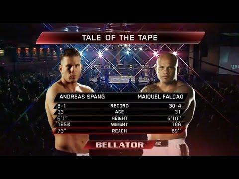 Bellator 69 Falcao vs Spang Predictions