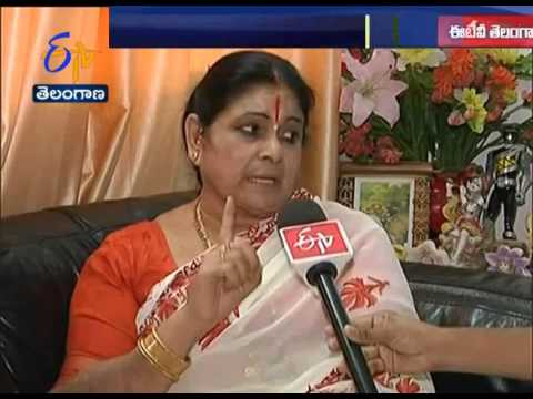 An Interview With Actor Raviteja Mother | ETV Exclusive