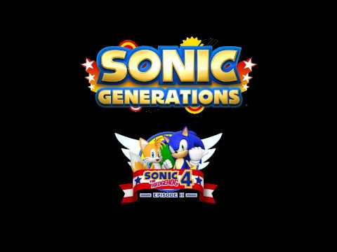 Mashup: Stardust Speedway Bad Future (Sonic Generations + Sonic 4 Episode II)