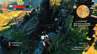 The Witcher 3 - Armor Set do Grifo Melhorado Nv15