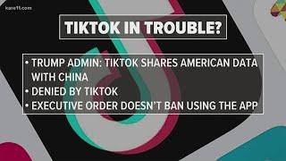 President Trump Issues Executive Order Targeting TikTok