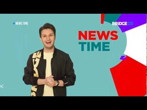 конец Клипы, заставка и News time на BRIDGE HD (28.07.2019)