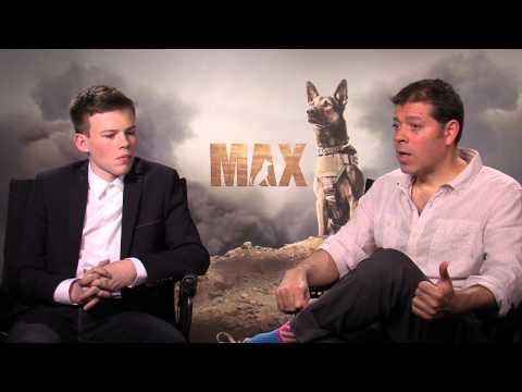 Max: Josh Wiggins & Boaz Yakin Official Movie Interview