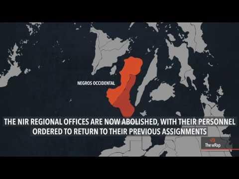 Duterte dissolves Negros Island Region
