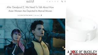Deadpool 2: Woke, But Not Woke Enough - A Dose of Buckley
