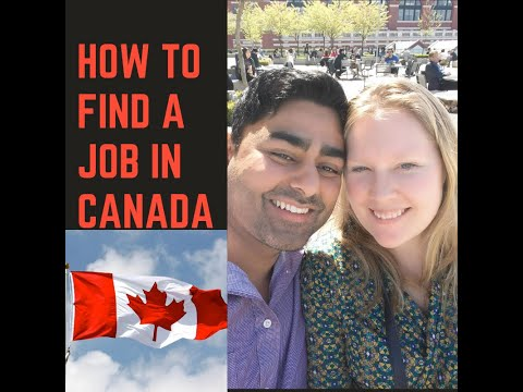 How To Get A Job Offer In Canada