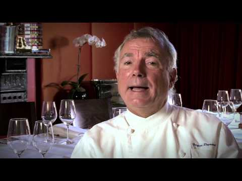 Jacques Reymond speaks about his career as a chef