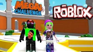 ROBLOX: MEGA CHALLENGE-#1