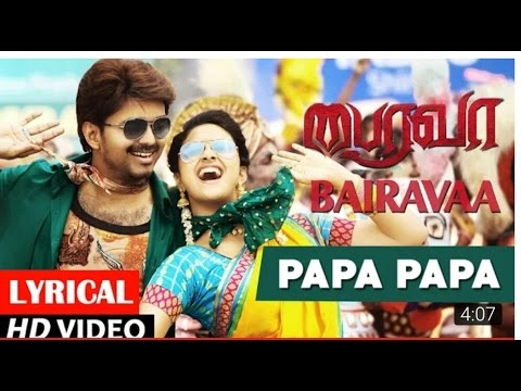 Bhairava Papa Papa Full Video Song |...