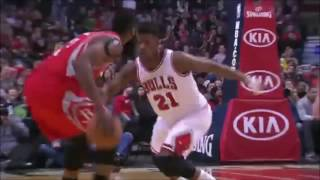 "Jimmy Butler Mixtape ""Battle Scars"""