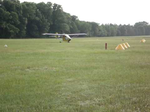 CGS Hawk SSC Landing for grandsons