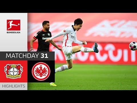 Bayer Leverkusen Eintracht  Frankfurt Goals And Highlights