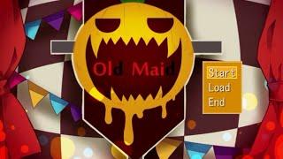 【ホラー】絵が可愛いホラゲー!『old maid』を実況プレイ!PART1【じんたん】