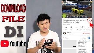 Gambar cover Cara Download File Game Di Deskripsi Youtube Sangat Mudah Dan Gampang