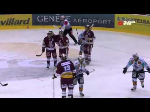 Highlights: HC Genf-Servette vs Lakers