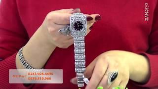 Chiếc đồng hồ bạc cá tính và phong cách bậc nhất Bạc SQB