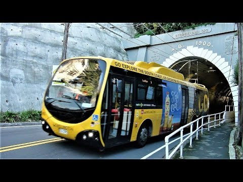 Wellington Trolleybus Scenes - 2016 -- Part 2 of 2, Outlying Areas