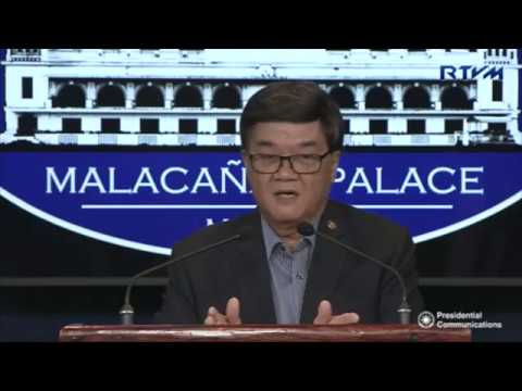 Aguirre: Drug case vs alleged drug lords not 'back to zero'