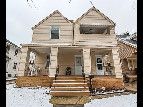 1419 Lakewood Ave OH The Dream Team Well Maintained 2 Family Home