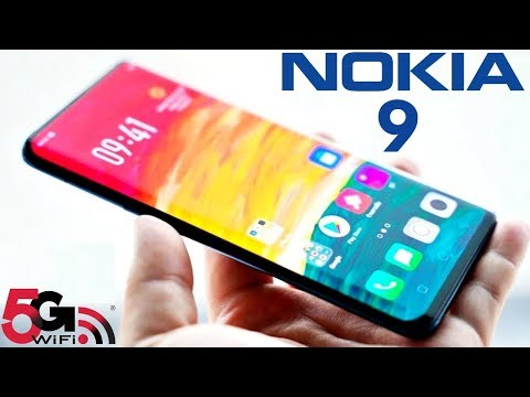 Nokia 9 - 46 MP Camera, 5G, Hands On, Price & First Look