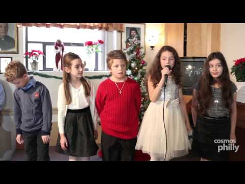 Greek Christmas Recital at Evangelismos