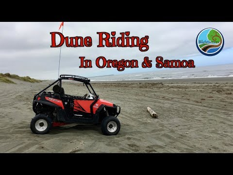 OHV Riding in Samoa and Oregon Dunes