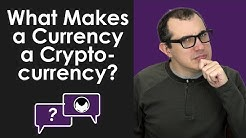 Bitcoin Q&A  What Makes a Currency a Cryptocurrency?