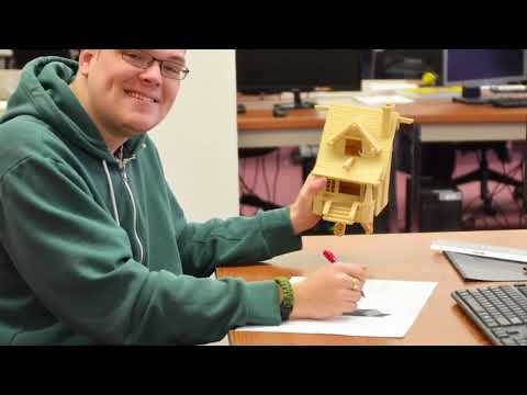 Computer Aided Design Drafting - ISU College of Technology
