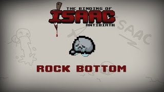 Binding of Isaac: Antibirth Item guide - Rock Bottom