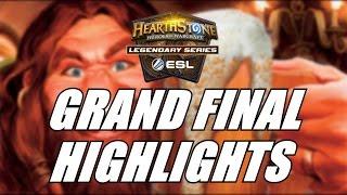HIGHLIGHTS ESL Hearthstone Grand Final 2015 Reynad vs Phonetap