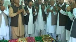 Charsadda Alam Zeb Umarzai Shaheed 2nd Barsi