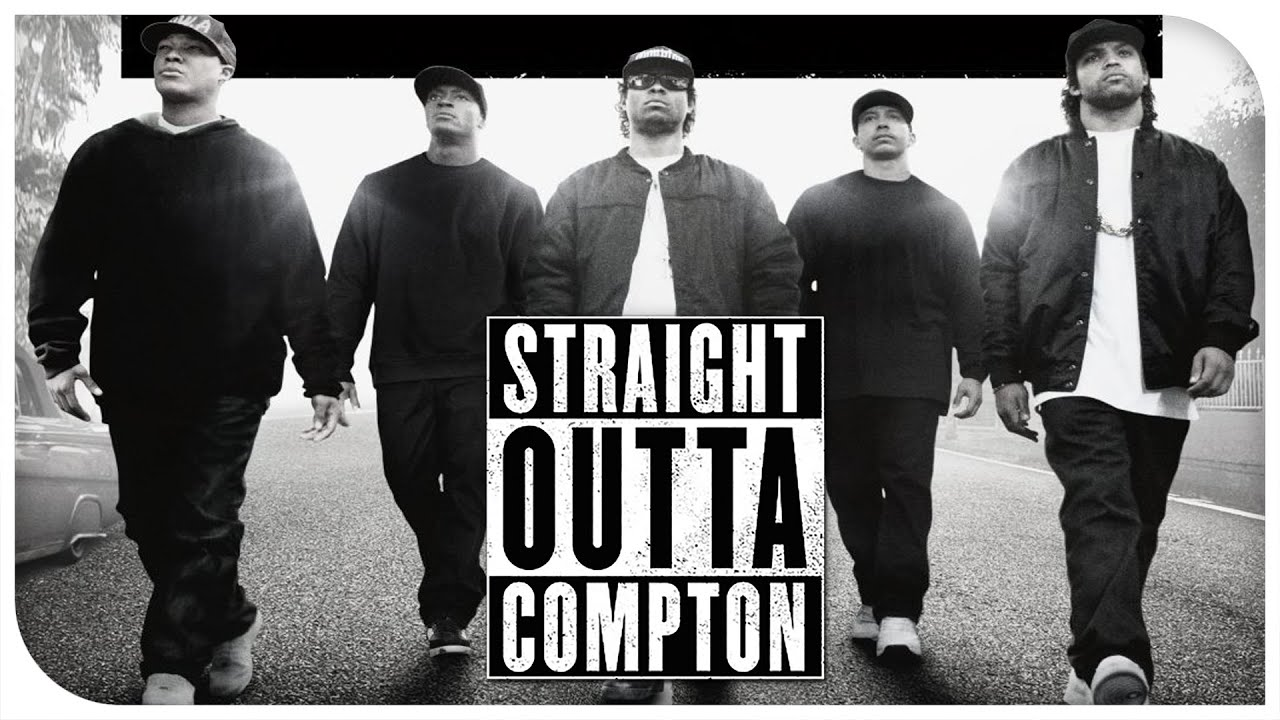 Straight Outta Compton German