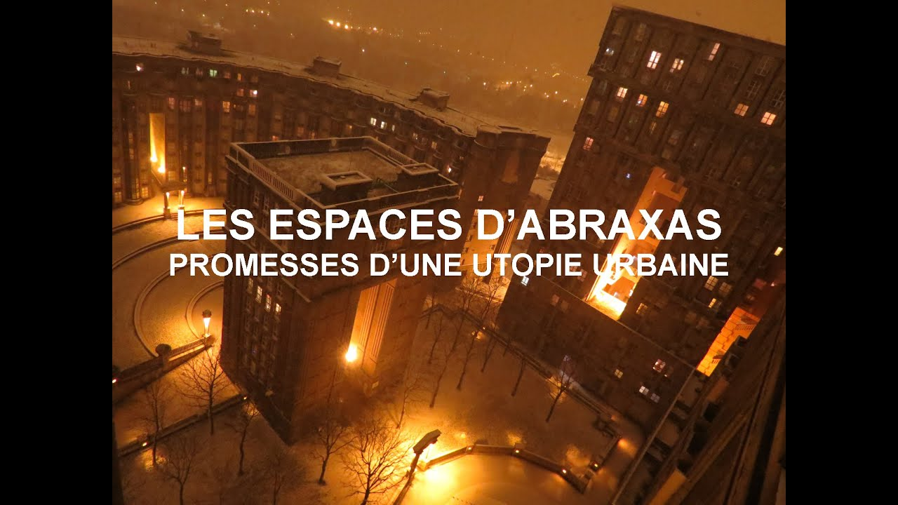 les espaces d 39 abraxas promesses d 39 une utopie urbaine youtube. Black Bedroom Furniture Sets. Home Design Ideas