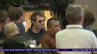 Kunjungan Liam Gallagher Ke Indonesia