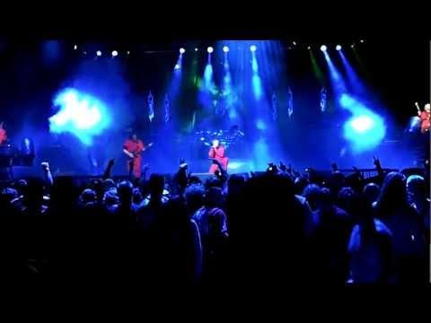 Rockstar Mayhem Festival 2012