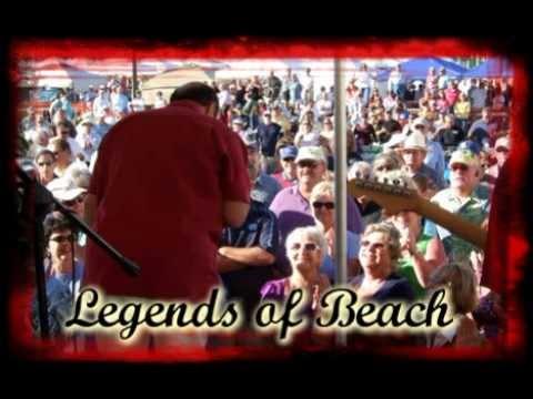 Legends of Beach - I Love Beach Music