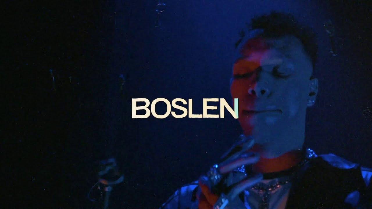 Boslen - TRIP (Official Visualizer)