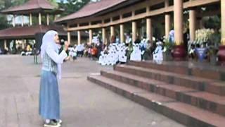 IBU Lagu Daerah Banten berbahasa Jawa Serang