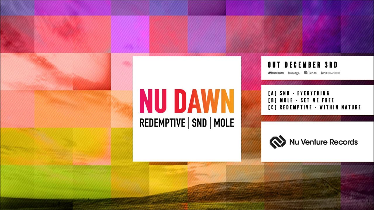 Various deep house stories vol 10 at juno download - Redemptive Within Nature Nvr017 Nu Dawn Ep Out Now