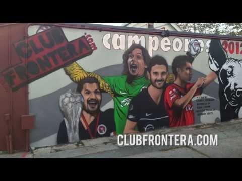 Club Frontera the Xolos Documentary - Detras De Camaras / Behind The Scenes