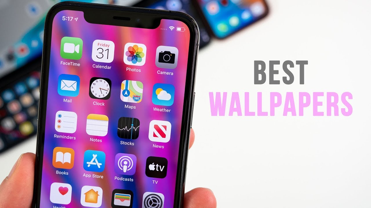 The Best Wallpaper Apps For Iphone 2020 Youtube
