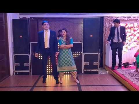 Couple dance Wedding Dil chori sada ho gaya, Ed Sheeran Perfect, First dance